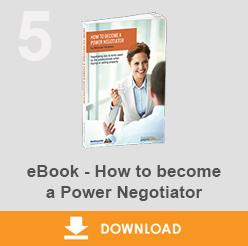 Power Negotiator ebook