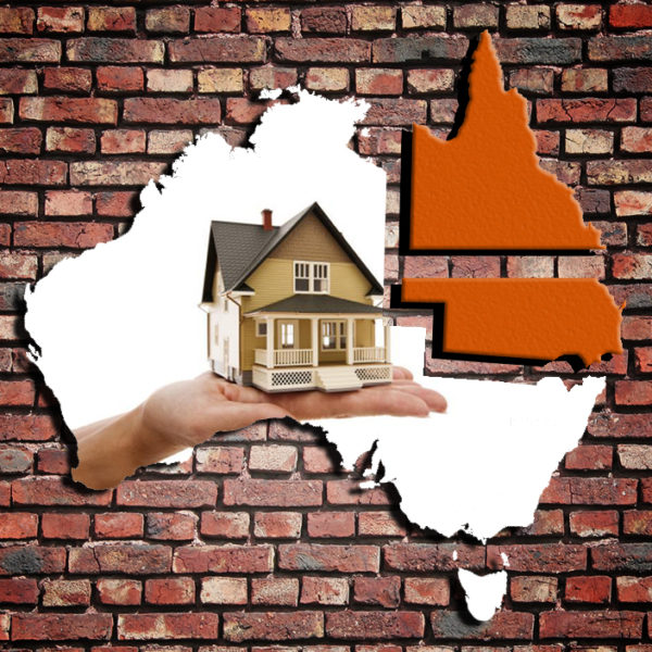 What are the methods of sale for property in Queensland?