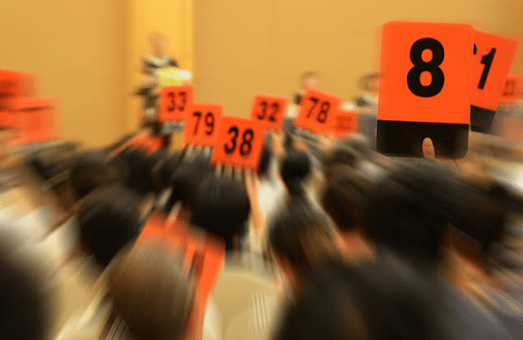 5 tips for making the winning bid at an auction