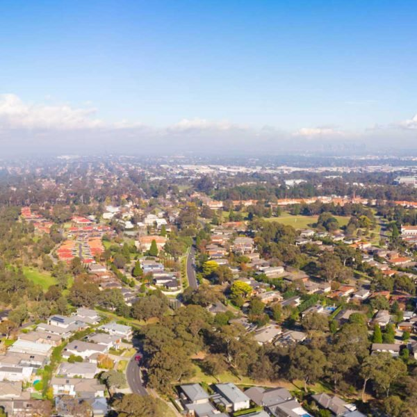 Melbourne's Million Dollar Suburbs and Streets